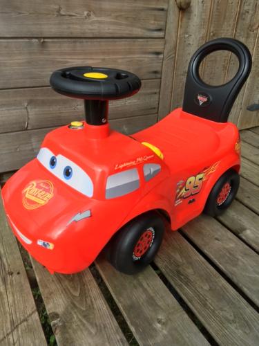 Lightning McQueen ride on toy