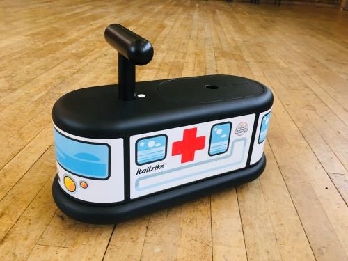 Ambulance ride on toy